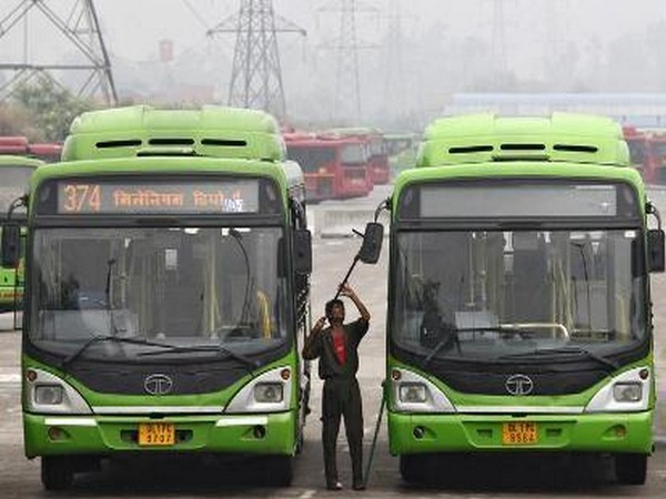 DTC buses (File photo)