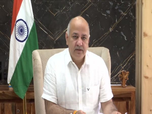 Delhi Deputy Chief Minister Manish Sisodia (Photo/ANI)