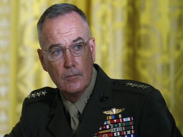 Top US military official General Joseph Dunford
