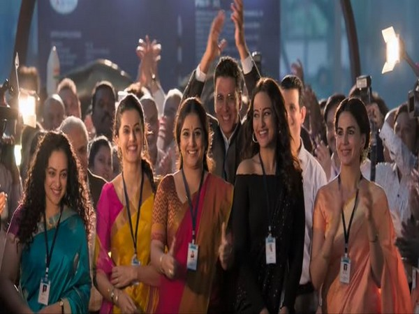 A still from 'Mission Mangal' trailer