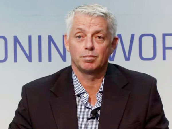 File Pic ICC chief executive David Richardson