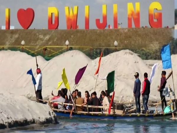 Dwijing Festival exhibits Assam's culture with different folk and modern cultural activities