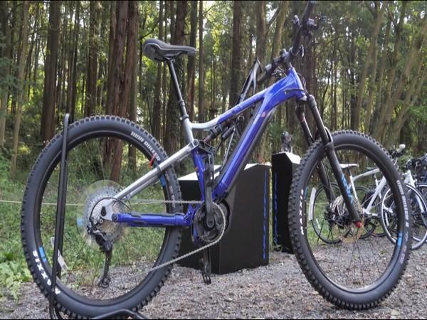 Yamaha introduces e-bike