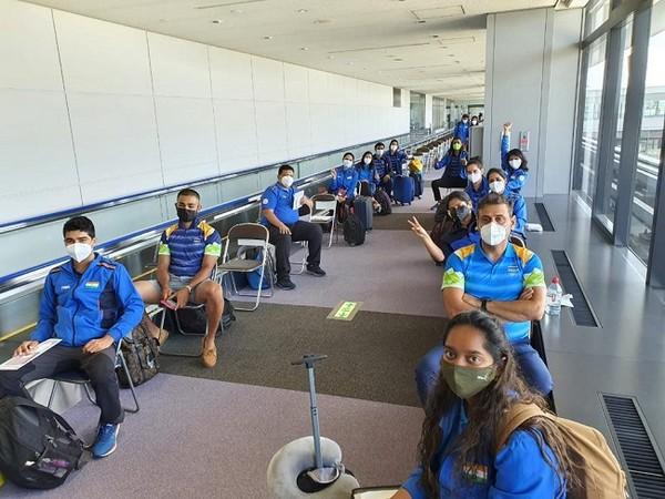 India shooting squad (Photo/ SAI)