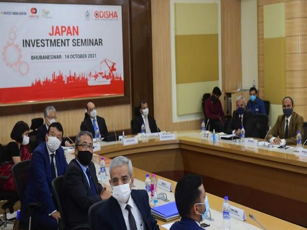 Japan Odisha Investment Seminar