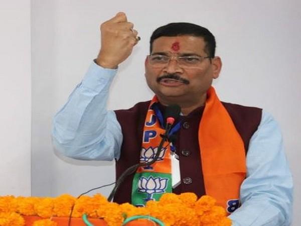 Jharkhand Bharatiya Janata Party President Deepak Prakash (Photo/ twitter: @dprakashbjp)