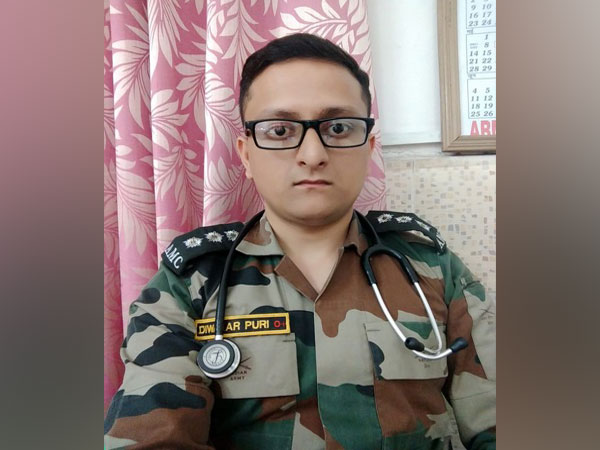 Late Captain Diwakar Puri (File Photo)