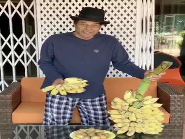 Veteran actor Dharmendra shares video of fruits grown by him during lockdown
