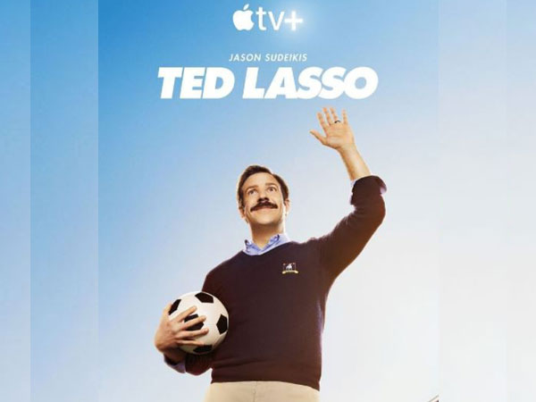 Poster of 'Ted Lasso' (Image source: Instagram)