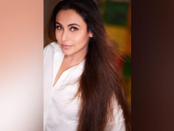 Actor Rani Mukerji