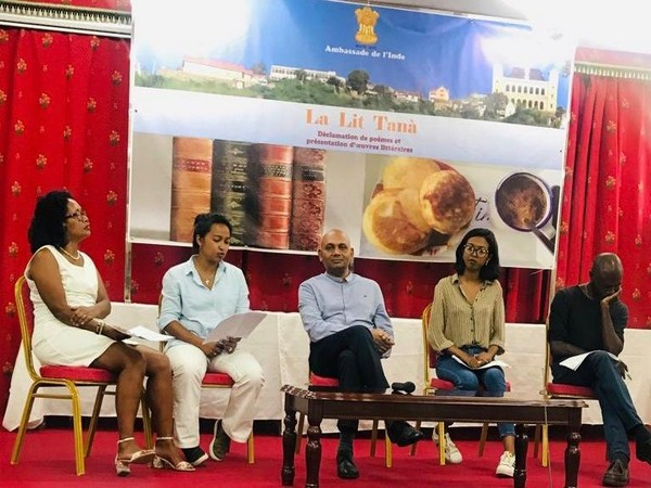 LaLitTana provides a platform for young Malagasy poets and writers to share their literary works.