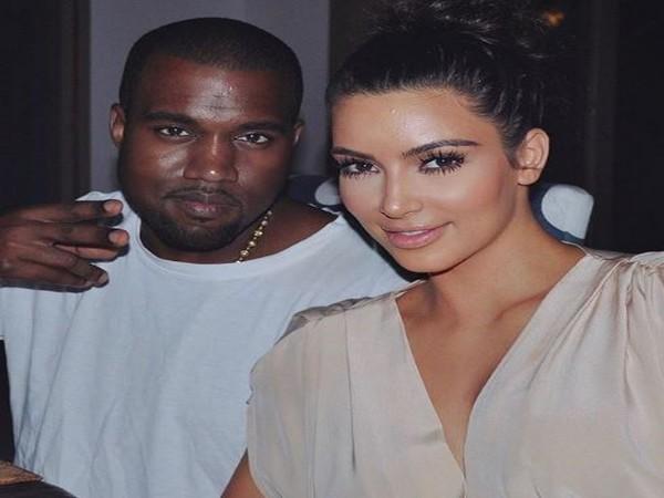 Kanye West and Kim Kardashian (Image courtesy: Instagram)