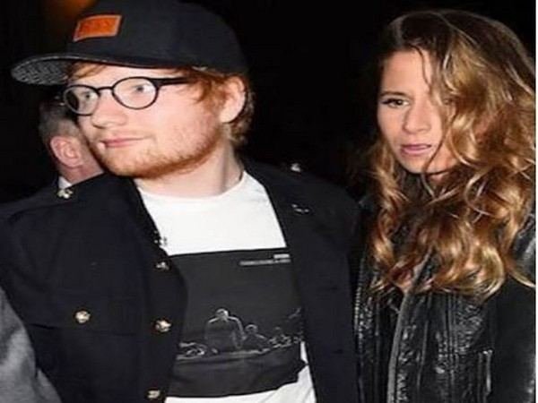 Ed Sheeran, Cherry Seaborn (Image courtesy: Instagram)