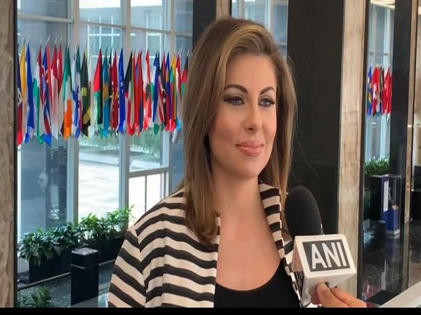 US State Department's spokesperson Morgan Ortagus