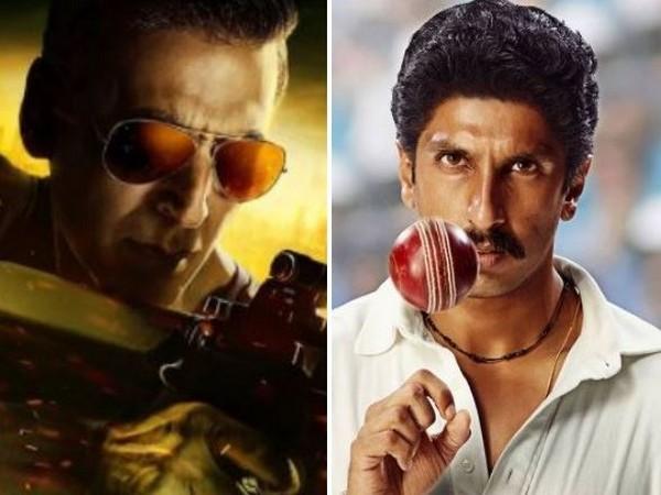 Posters of films 'Sooryavanshi,' and '83.' (Image Source: Instagram)