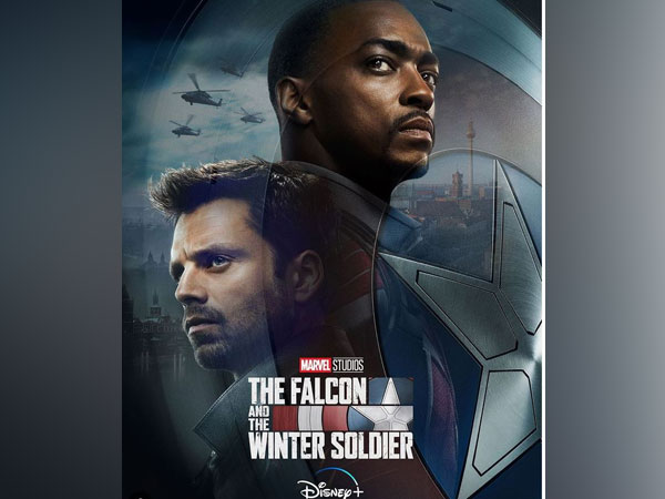 Poster of 'The Falcon And The Winter Soldier' (Image Source: Instagram)