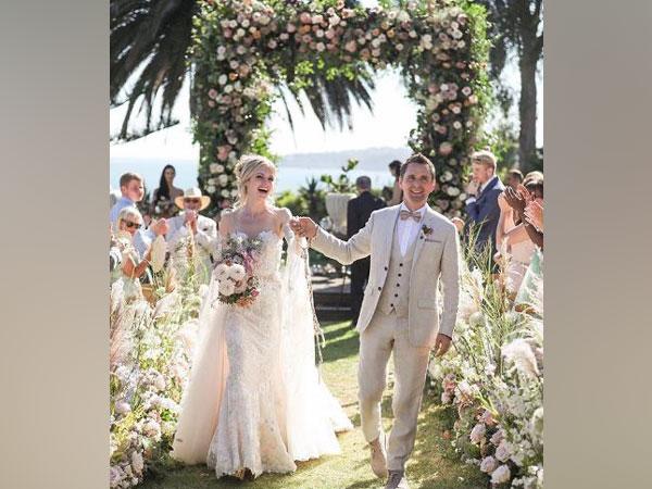 Matt Bellamy and Elle Evans, Image courtesy: Instagram
