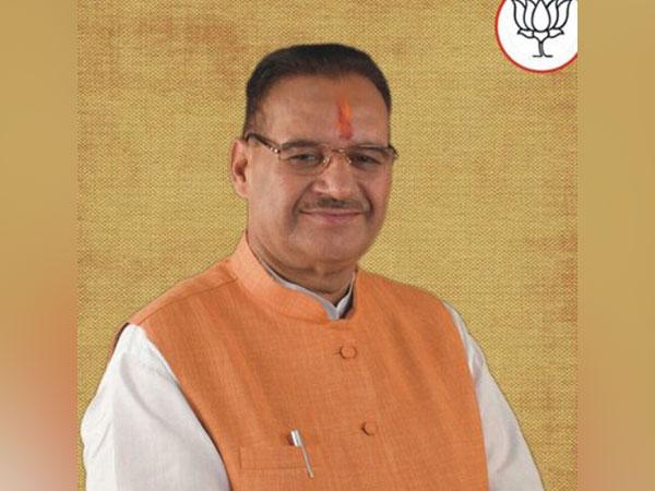 Uttarakhand Cabinet Minister Ganesh Joshi. (Photo/Twitter handle)