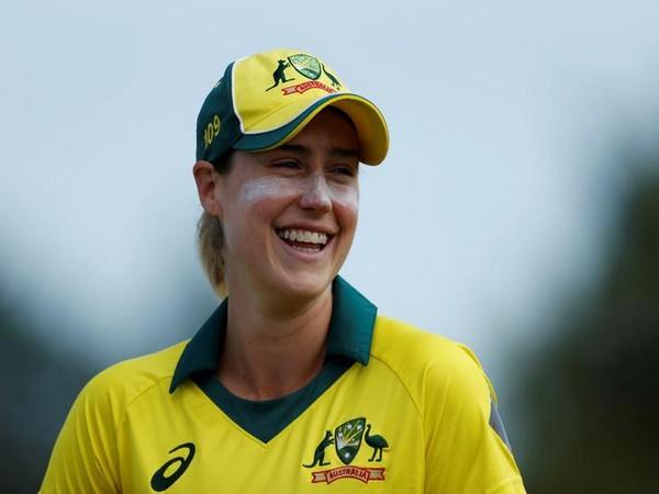 Australian cricketer Ellyse Perry
