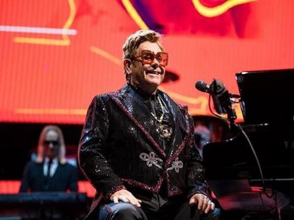 Elton John (Image courtesy: Instagram)