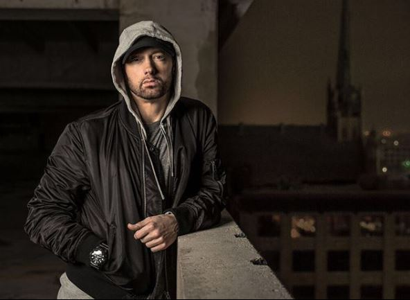 Eminem, Image courtesy: Instagram