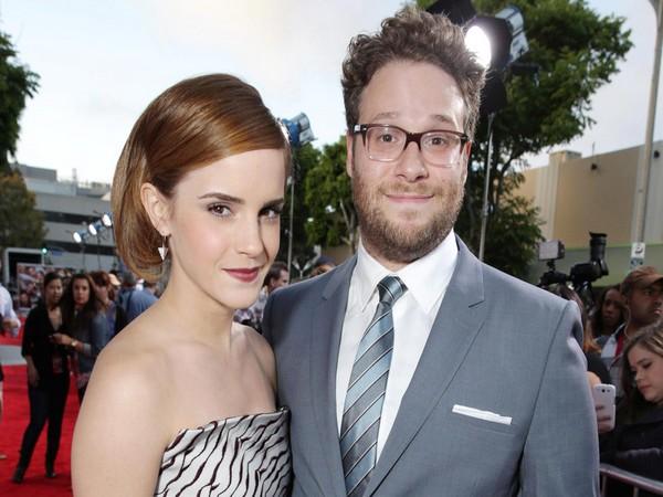 Emma Watson and Seth Rogen