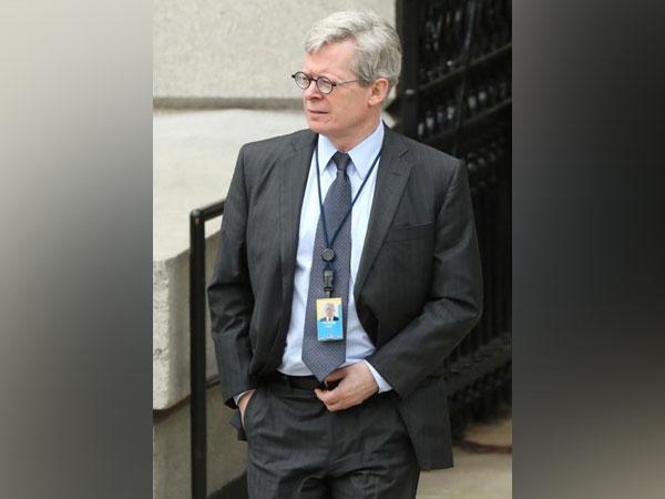 White House counsel Emmet Flood. (Photo courtesy: Reuters)