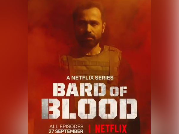 'Bard of Blood' poster
