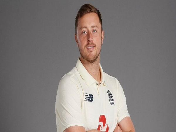 Sussex seamer Ollie Robinson (Photo/England Cricket Twitter)