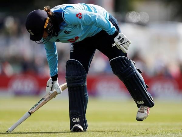 England women's cricketer Anya Shrubsole