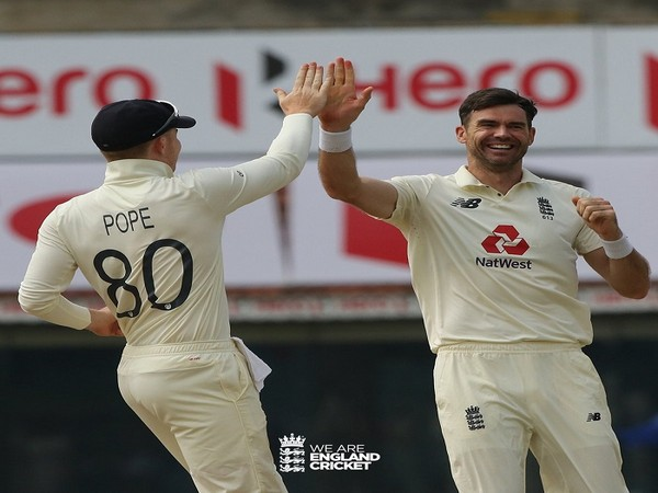 England has taken a 1-0 lead in the series (Image: England Cricket's Twitter)