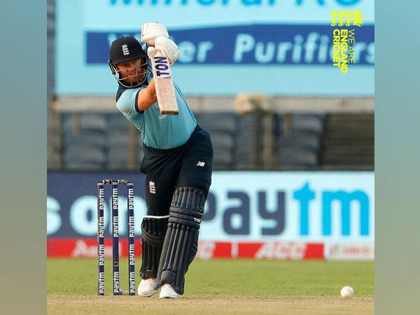 Jonny Bairstow (Photo/ England Cricket Twitter)