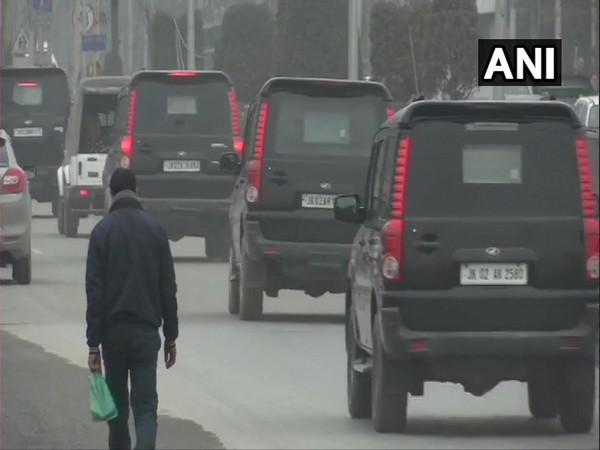Delegation of 15 foreign envoys arrived in Srinagar on Thursday