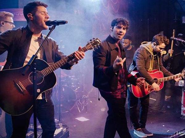 Nick, Joe and Kevin Jonas, Image courtesy: Instagram