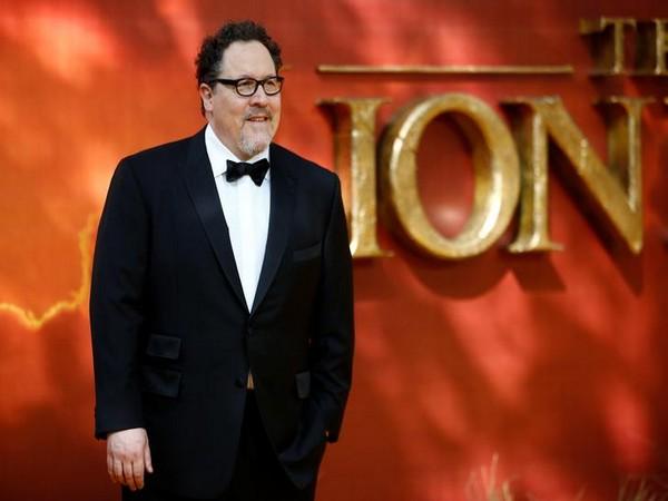 Filmmaker Jon Favreau