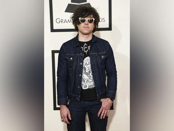 Singer Ryan Adams
