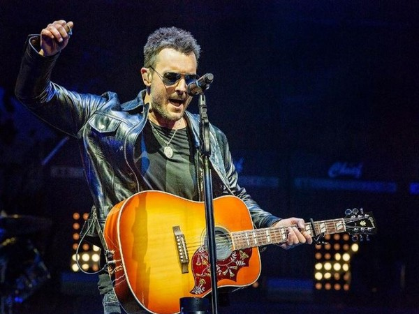 Eric Church (Image source: Instagram)