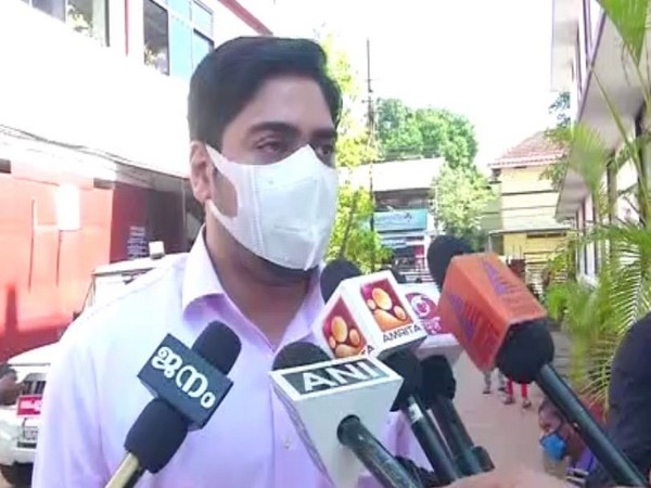 Ernakulam District Collector S Suhas (Photo: ANI)