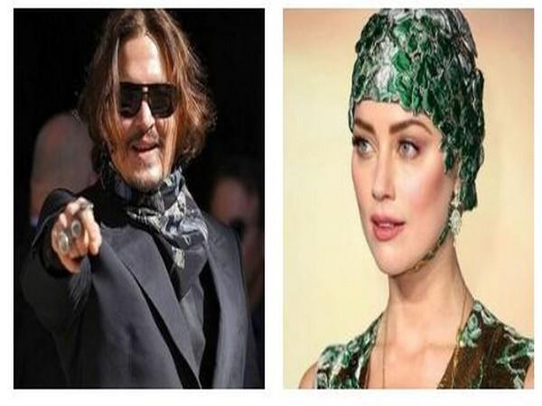 Johnny Depp, Amber Heard (Image Source: Instagram)