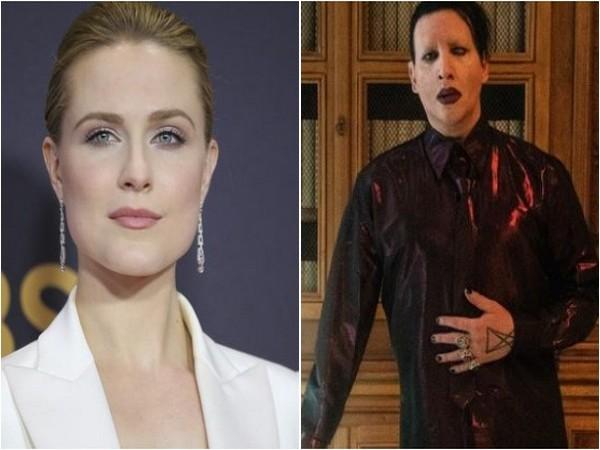 Evan Rachel Wood and Marilyn Manson, Image source: Instagram