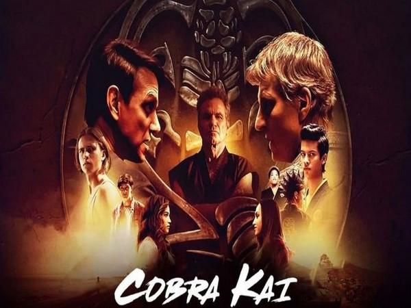 Poster of 'Cobra Kai' (Image Source: Instagram)