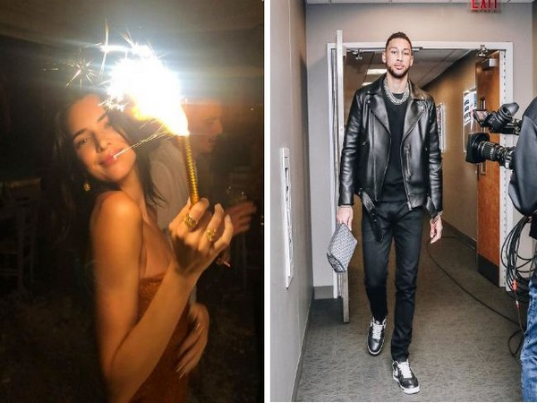 Kendall Jenner and Ben Simmons (Image courtesy: Instagram)
