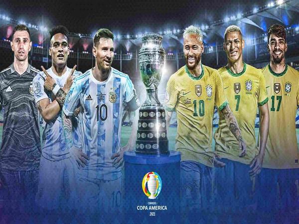 Brazil vs Argentina in 2021 Copa America final (Photo: Copa America)