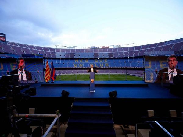 Joan Laporta (Photo: FC Barcelona)