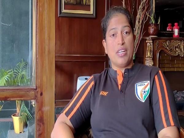 Maymol Rocky (Photo via screengrab/AFC Youtube)