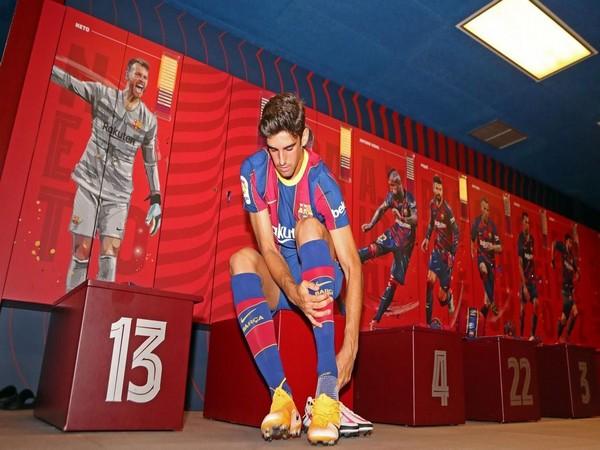 Francisco Trincao (Photo: FC Barcelona/Miguel Ruiz)