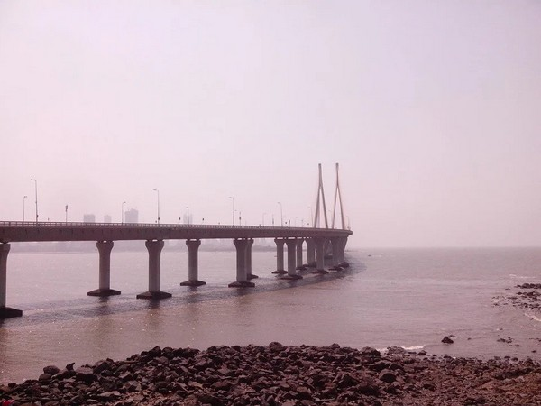 File image of Mumbai's Bandra-Worli Sea Link.