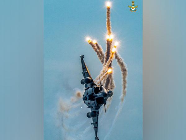 Visual of Rafale aircraft (Photo/IAF)
