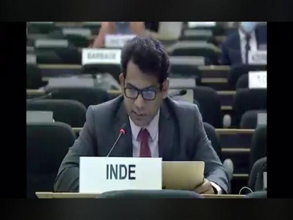 Indian Diplomat Pawan Badhe