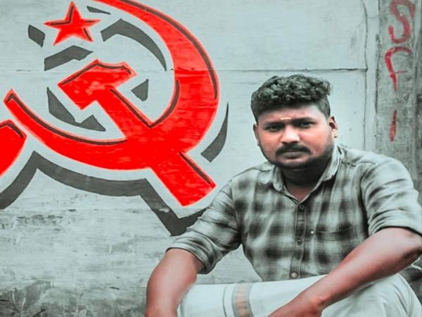 Communist Party of India (Marxist) Puthussery branch secretary PU Sanoop.
